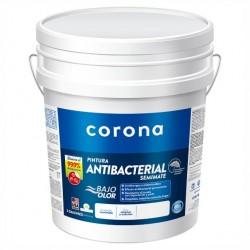 Pintura Antibacterial Semimate Cuñete
