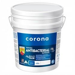 Pintura Antibacterial Satinada Cuñete