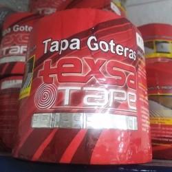Cinta Tapa Gotera Texsa C/Foil 10 cms x 5 metros