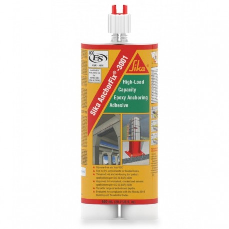 Sika Anchorfix 3001 x 600 ml