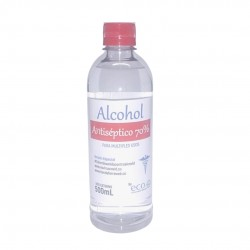 Alcohol Antiséptico 70% x 1000 mL